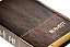 The Subject Bible (KJV) - Two-Tone LeatherSoft Cover