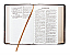 The Subject Bible (KJV) - Ribbon Bookmark Attached