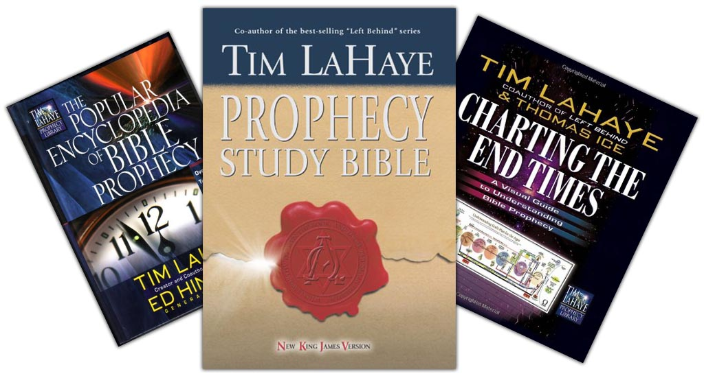 Tim LaHaye's Prophecy Bible Study Package by Power Publishing