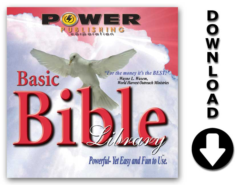 Basic Bible Library Download