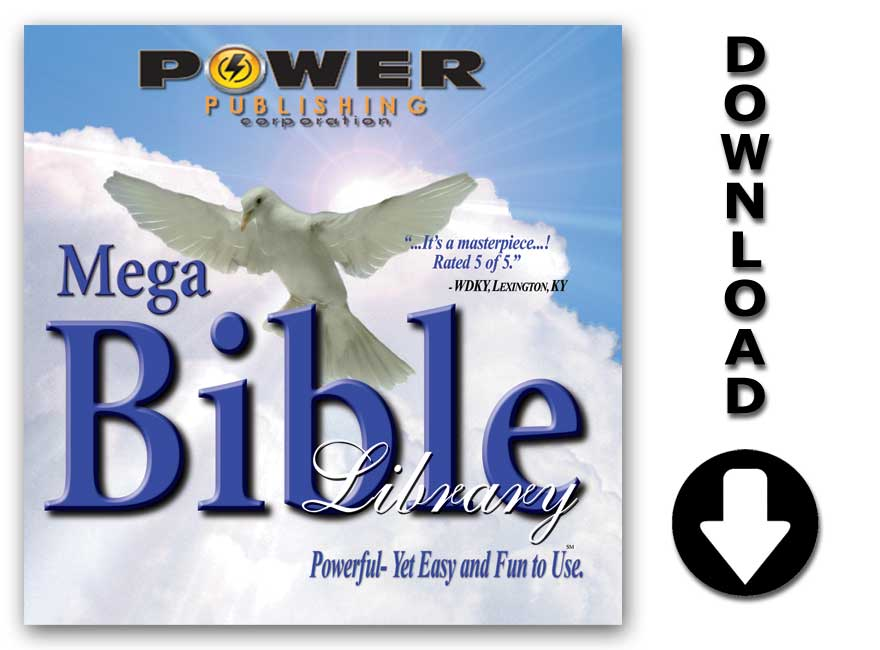 Mega Bible Library Download