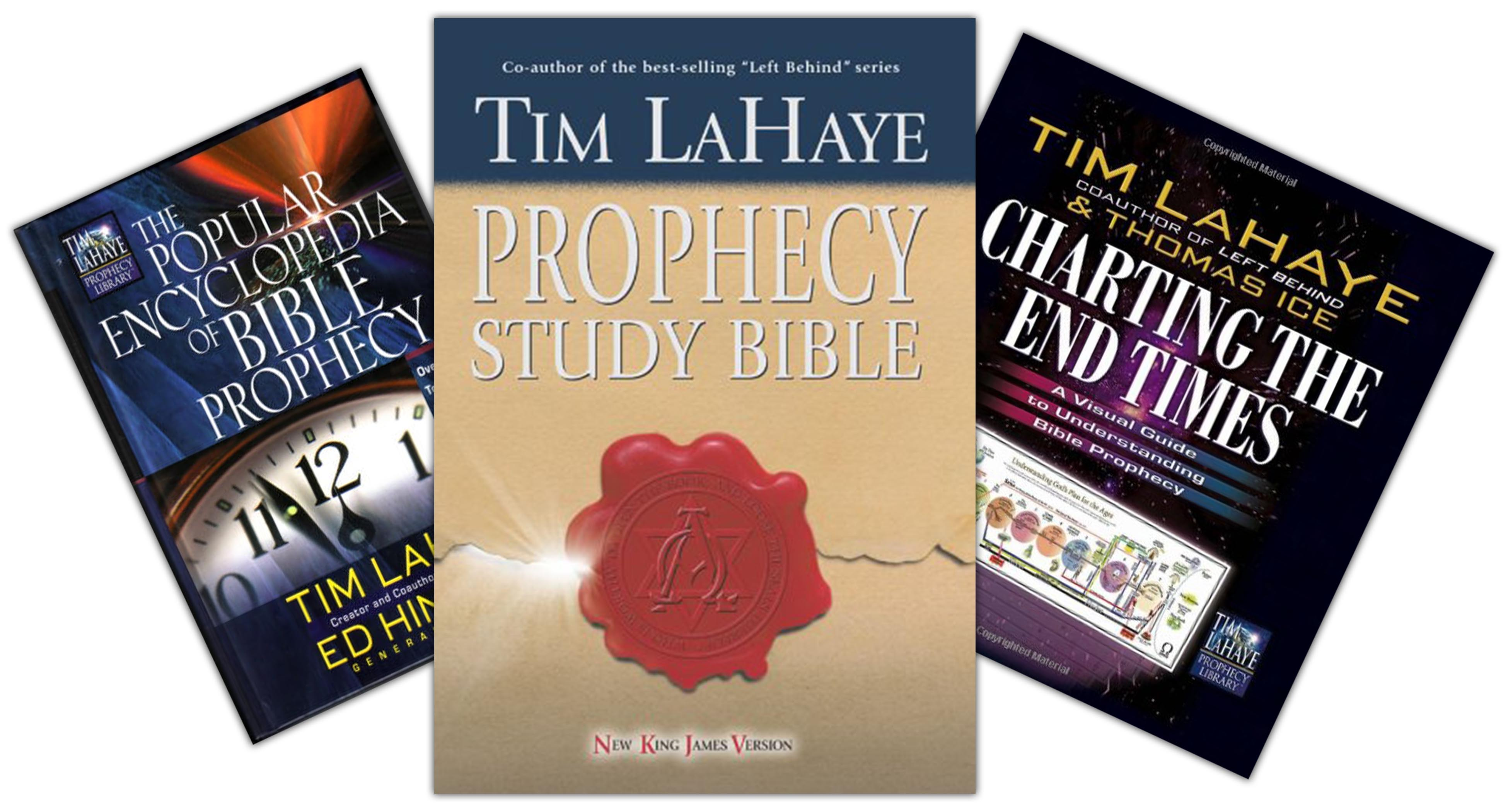 The Tim LaHaye Prophecy Bible Study Package (NKJV)