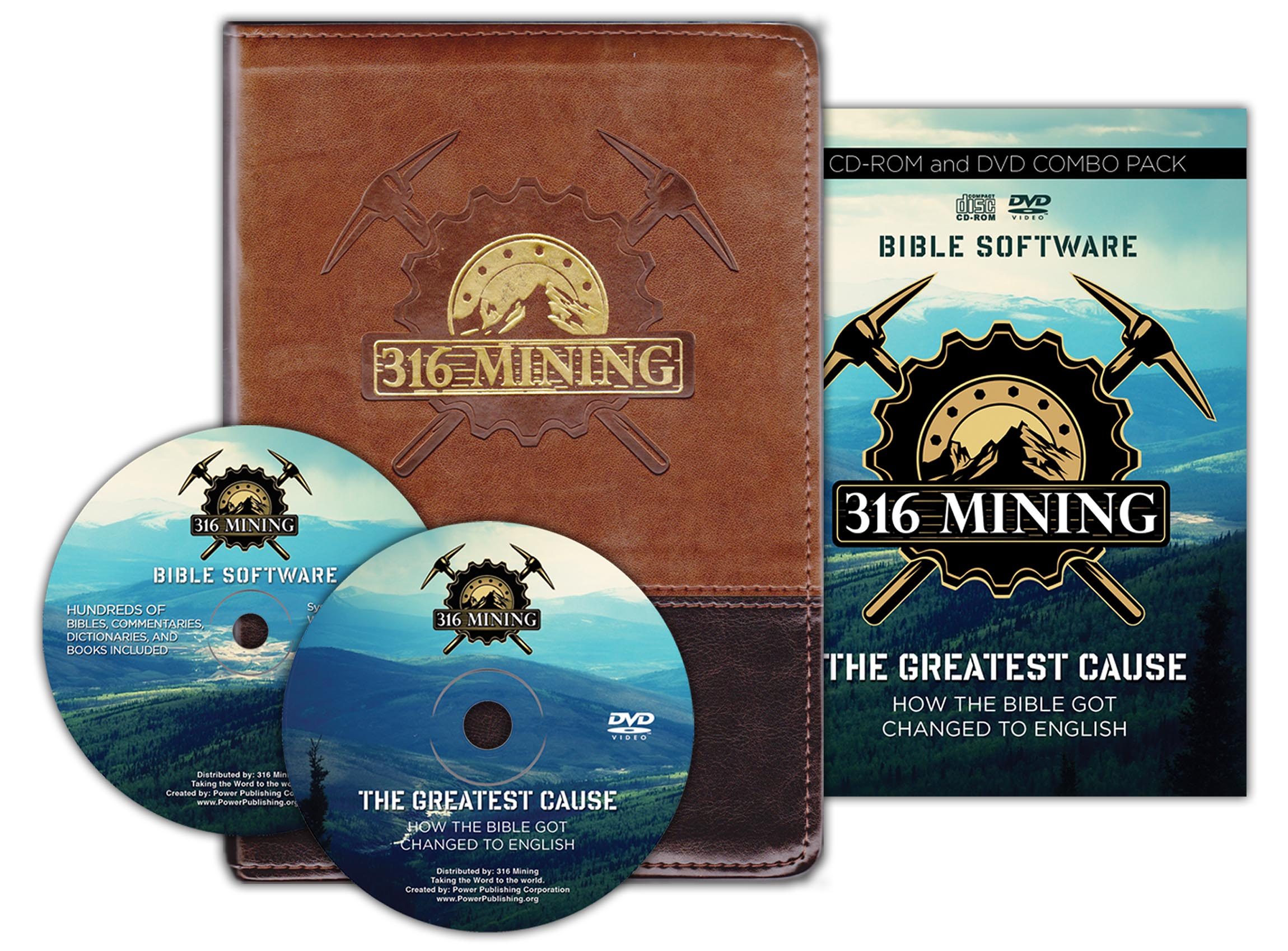 The Famous Subject Bible Package by The Hoffmans (KJV)