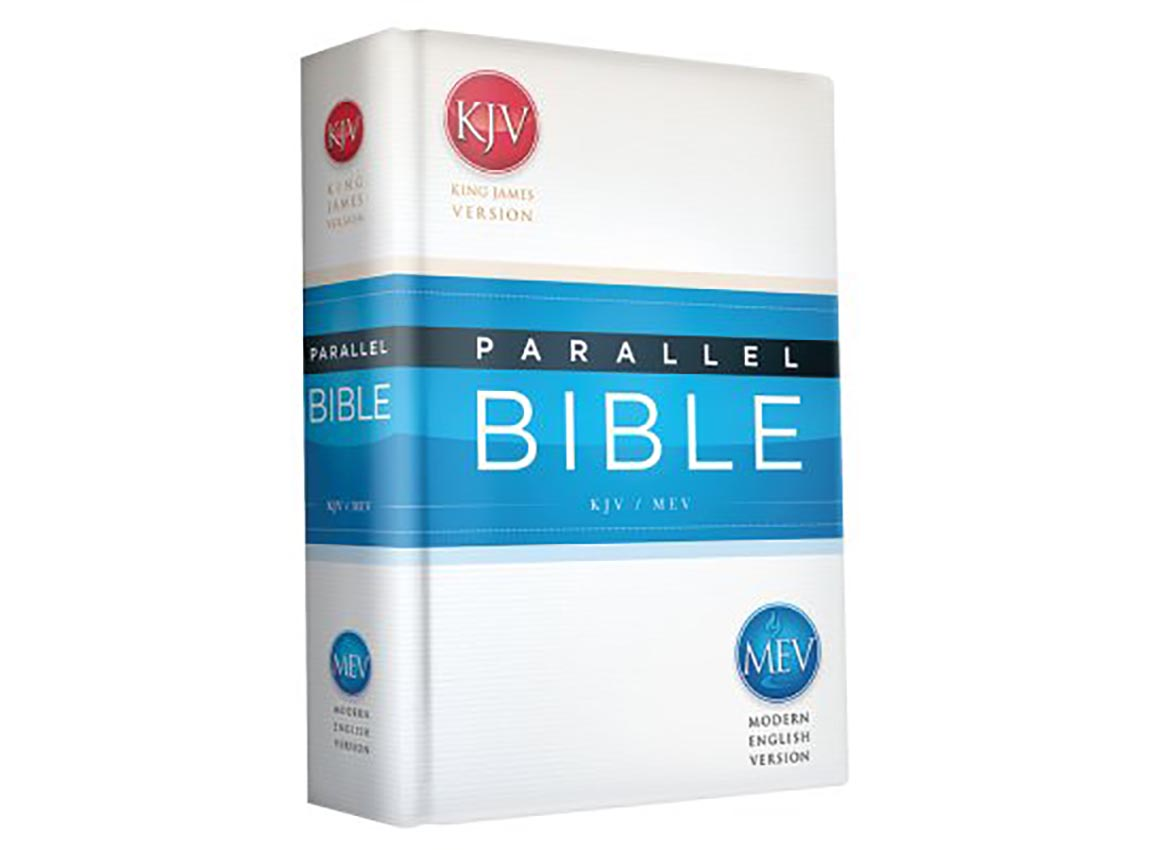 The Parallel Bible (MEV/KJV)