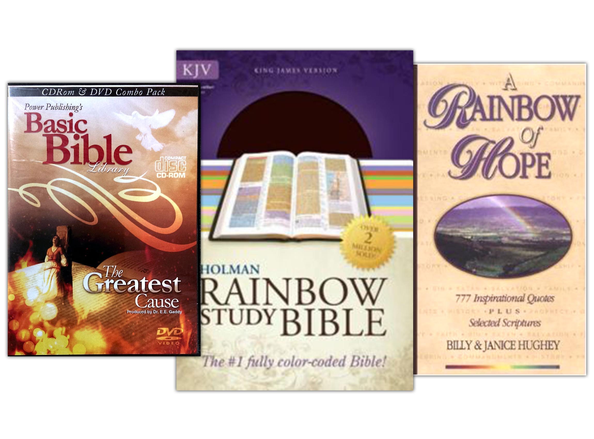 Rainbow Bible Study Package (KJV)