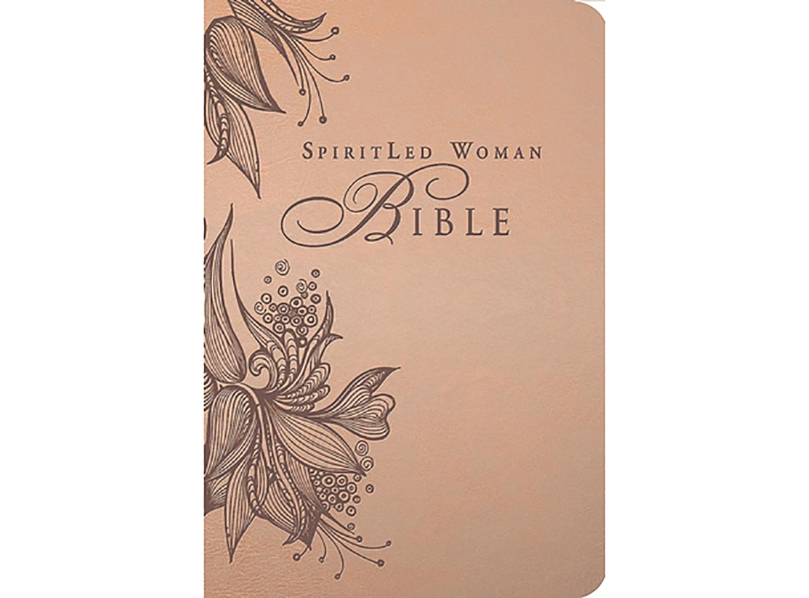 The SpiritLed Woman Bible (MEV)