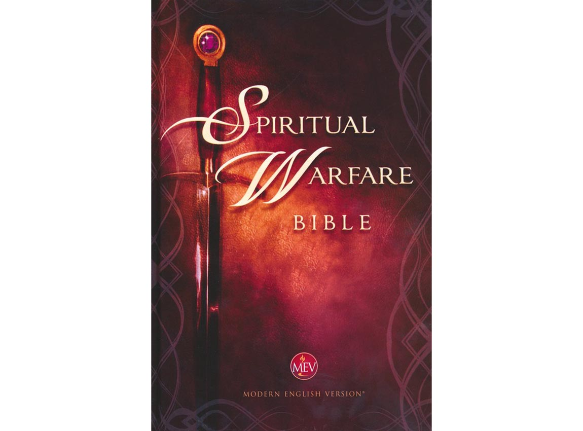 The Spiritual Warfare Bible (MEV)