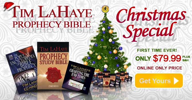 Tim LaHaye Prophecy Christmas Special