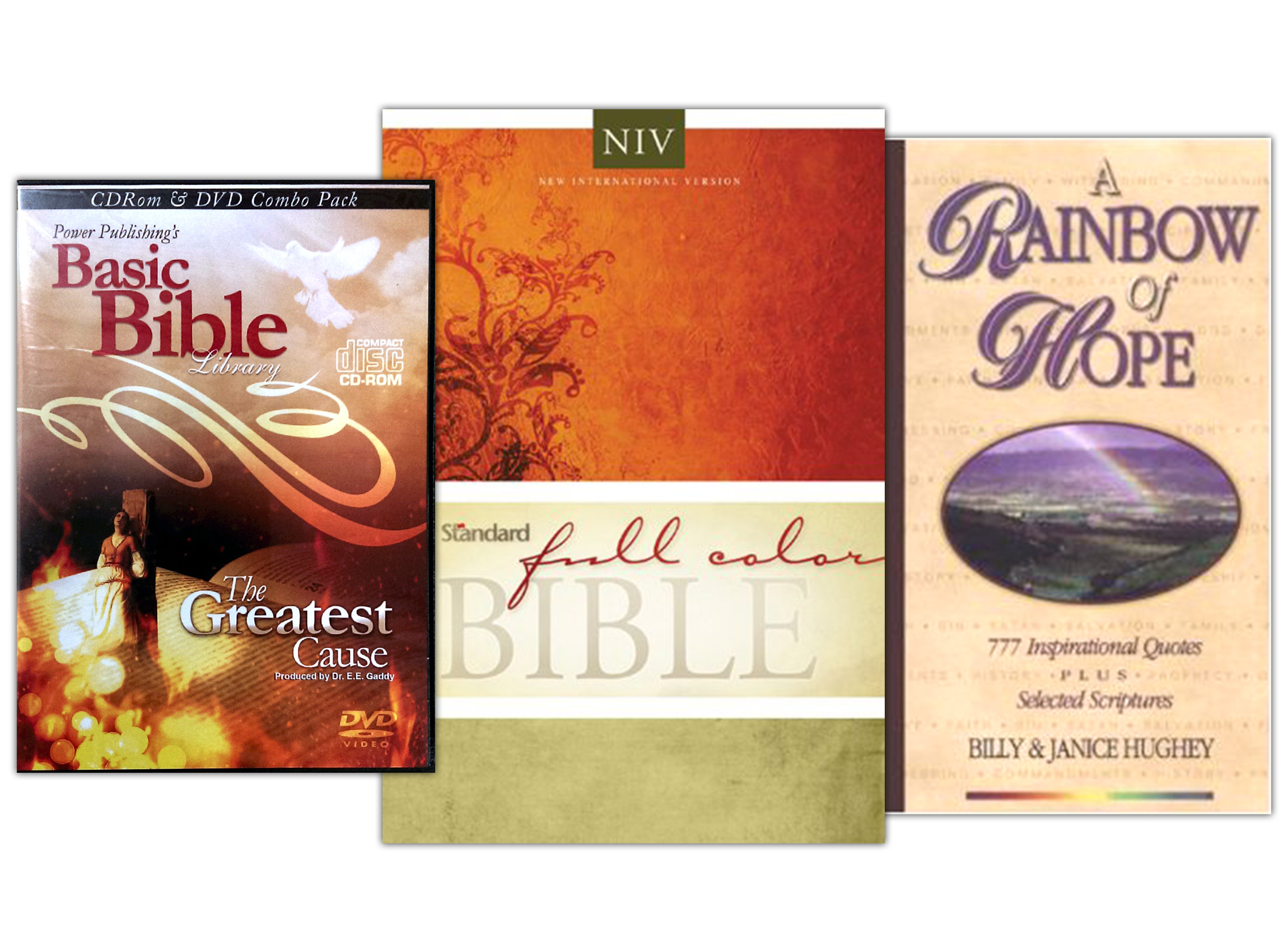 The Rainbow Bible Study Package (NIV)