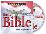 Basic Bible Library CD-ROM Software